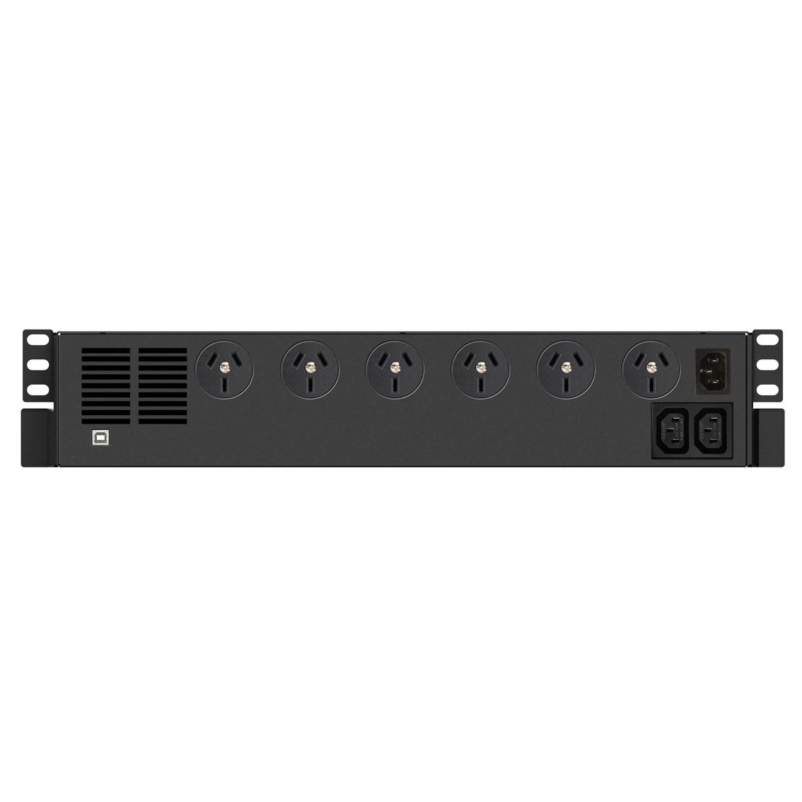 PSDR800_DefenderRackmount_Rear