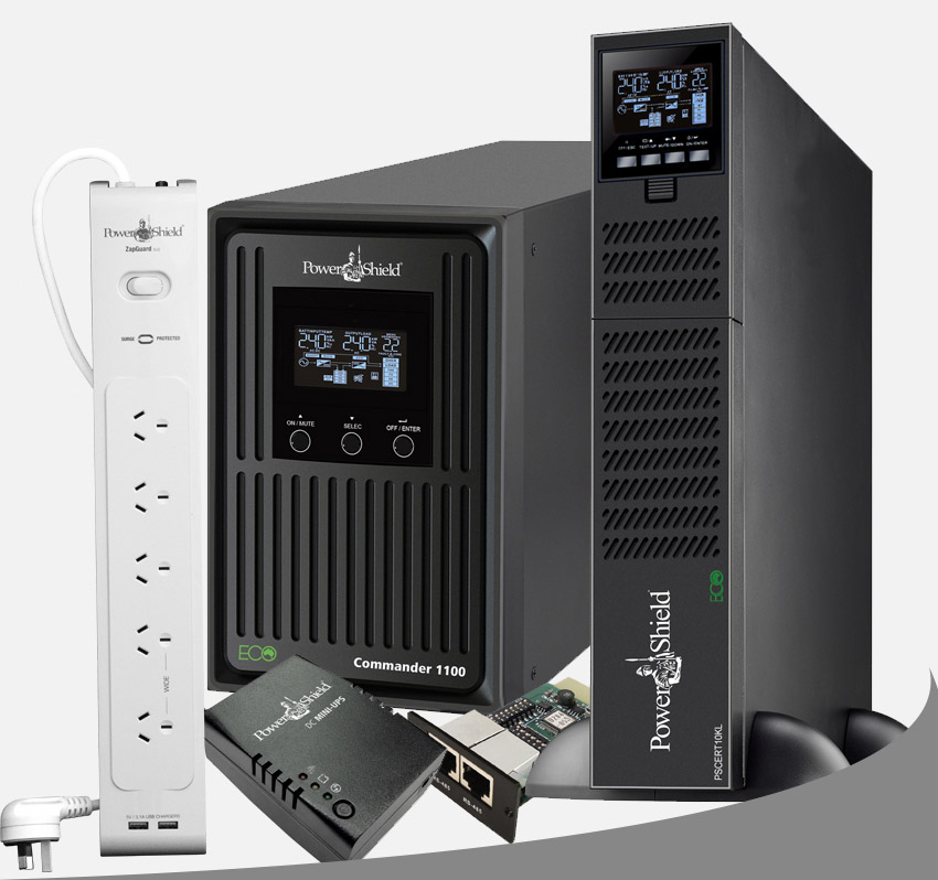 Home - Power Shield Power Protection Solutions